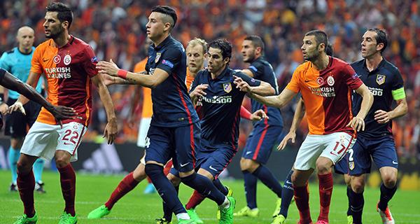 VIDEO: Champions League resumen del Atlético 2-0 Galatasaray