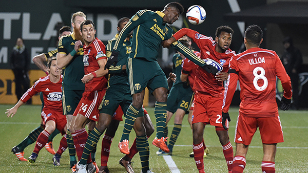 VIDEO: Resumen del triunfo de Portland Timbers 3-1 FC Dallas