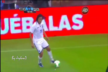 VIDEO: El gol que se gritó mas en las eliminatorias brasil 2014