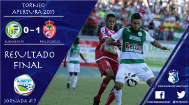 Real Sociedad se clasifica a la liguilla al vencer al Juticalpa FC