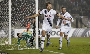 VIDEO: Europa League, resumen del Qarabag 0-1 Tottenham