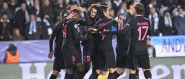 VIDEO: Champions League resumen del Malmoe 0-5 PSG