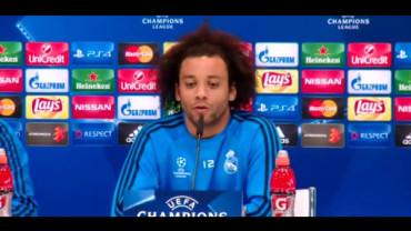"""VIDEO: Marcelo: """"Creo que el Bernabéu recibirá bien a Di María"""""""