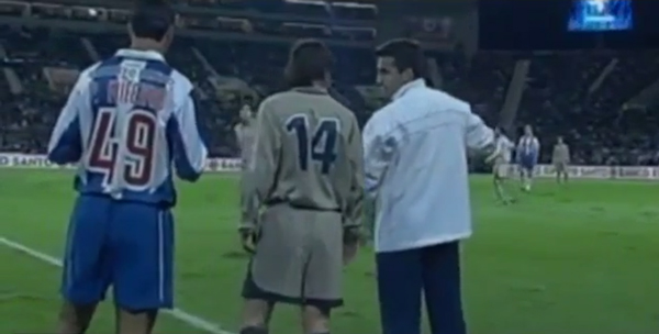 VIDEO: Así fue el debut de Leo Messi en el Barça con sólo 16 años