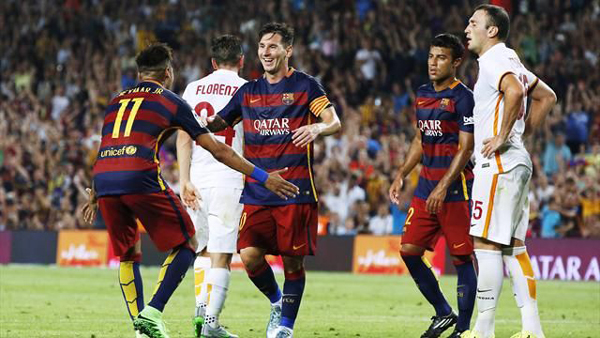 VIDEO: Champions League resumen del Barcelona 6-1 Roma