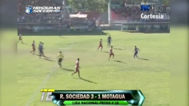 Vídeo: Resumen del encuentro entre Real Sociedad-Motagua