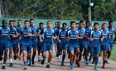 Motagua se traslada a la zona sur para jugar un amistoso ante el Valle FC