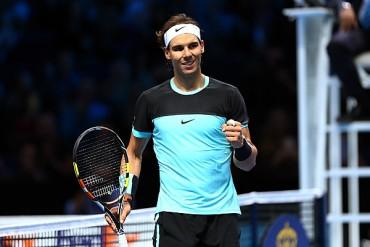 Nadal superó a Ferrer, es imbatible en Copa Masters