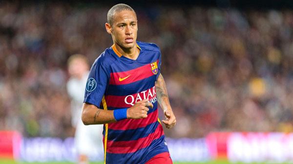Neymar funde los números de Ronaldinho en Champions