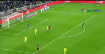 Video: ¡Monumental Golazo! Mira lo que hizo Neymar ante el Villareal
