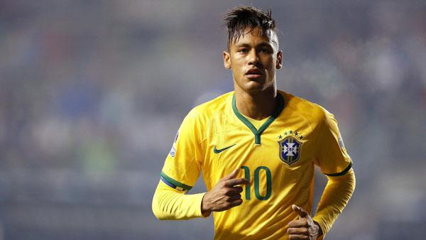 La selección de Brasil celebra la vuelta de Neymar a las convocatorias