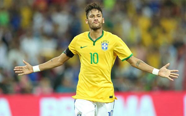 VIDEO: Neymar llega cansado para el clásico