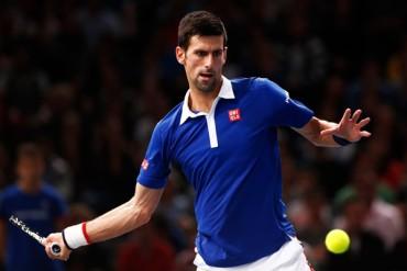 Djokovic y Federer compartirán grupo en el Masters