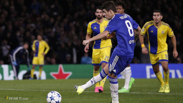 VIDEO: Champions League resumen del Maccabi Tel Aviv 0-4 Chelsea