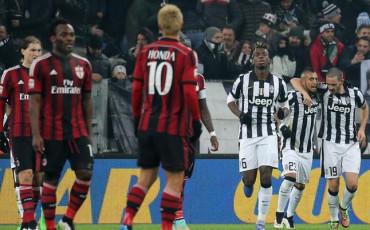 """El Juventus y el Milan se verán las caras en uno de los clásicos del """"calcio"""""""