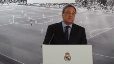 VIDEO: Afición merengue presiona a Florentino Pérez para que despida a Rafa Benitez
