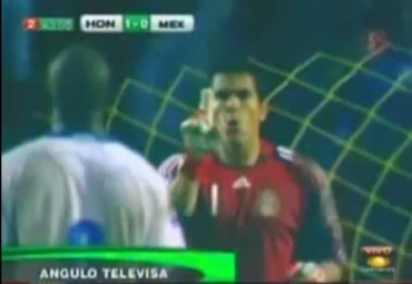 VIDEO: El dia que Oswaldo Sanchez le pidio piedad a David Suazo