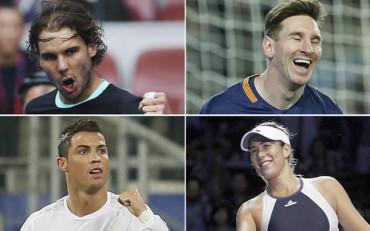 ¿Quiénes fueron los deportistas más buscados en 2015?