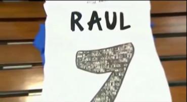 VIDEO: Raul dice adiós a 21 años como futbolista