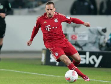VIDEO: Los mejores goles y jugadas de Frank Ribery