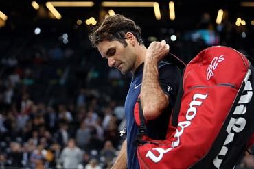 Federer cayó ante Isner en último Masters 1000