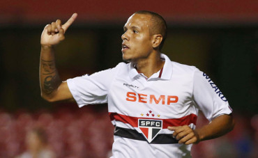 VIDEO: Luis Fabiano abandona Sao Paulo con gol