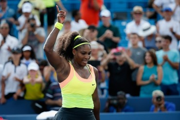 Serena terminará 2015 como la mejor de WTA