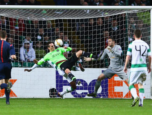 VIDEO: Europa League, resumen del Celtic 1-2 Ajax