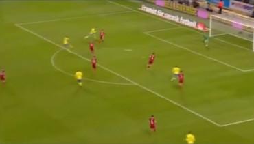 VIDEO: Clasificación Euro 2016: Resumen del Suecia 2-1 Dinamarca