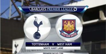 VIDEO: Resumen Premier League: Tottenham 4-1 West Ham