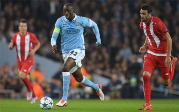 Touré Yaya, entre los finalistas al mejor futbolista africano del año