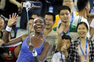 Venus ganó a Pliskova, es reina WTA Elite Open