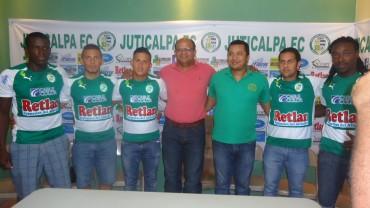 Juticalpa FC se sigue reforzando de cara al Torneo de Clausura 2016