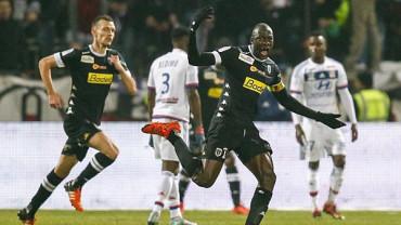 VIDEO: Liga francesa: Resumen del Olympique de Lyon 0-2 Angers