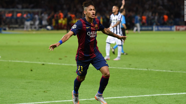 VIDEO: Neymar, candidato al Balon de Oro 2015