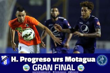 Honduras Progreso y Motagua jugarán una final inédita en Honduras