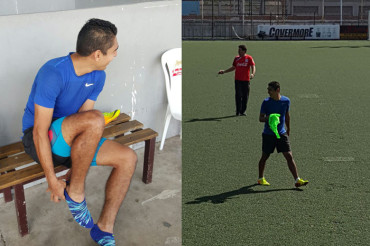 """Jorge Claros: """"Soy profesional, donde me toque jugar jugaré"""""""