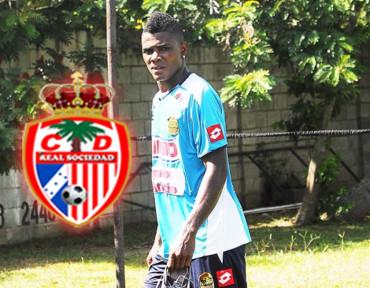Harlington Gutiérrez fue confirmado como refuerzo de Real Sociedad