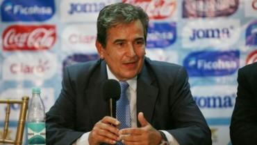 """Jorge Luis Pinto: """"Este proceso seguirá hasta el final"""""""