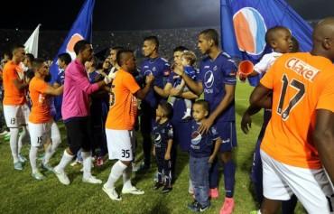 La moneda esta en el aire, Motagua no pudo vencer en casa al aguerrido Honduras Progreso
