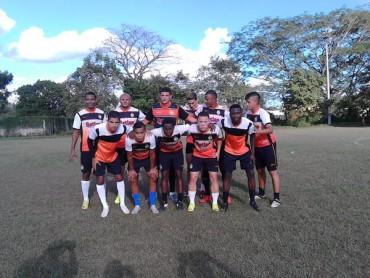 Juticalpa FC mantuvo un amistoso ante la Selección de Cuba