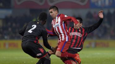 VIDEO: El Atlético consiguió remontar el partido de Copa en Reus