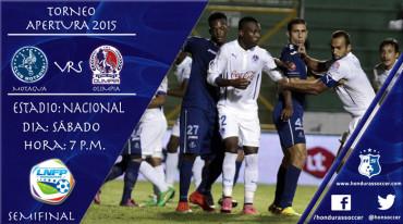 Tegucigalpa vibrará hoy con el súper clásico Motagua-Olimpia