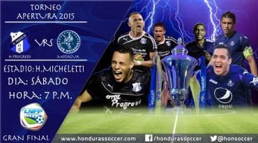 ¡Llego el día! Esta noche se corona al nuevo rey del fútbol Hondureño