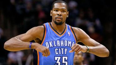 VIDEO: Durant vuelve a demostrar que es uno de los mejores