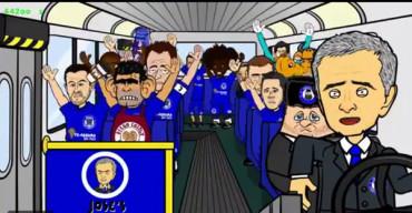 VIDEO: Mira el cortometraje del Chelsea de Mou que 'revienta' las redes sociales