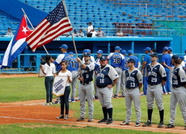 VIDEO: Cuba y Estados Unidos: el béisbol los une