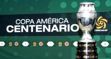 Argentina, Brasil, México y EEUU serán cabezas de grupo en la Copa Centenario