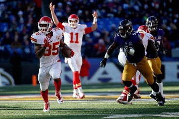 Futbol Americano | Chiefs 34, Ravens 14; KC, con ocho triunfos al hilo