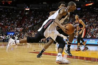 Basquetbol | Heat 116-109 Blazers; Miami remontó gracias a Bosh